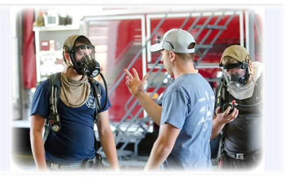 Formation masque auto sauveteur